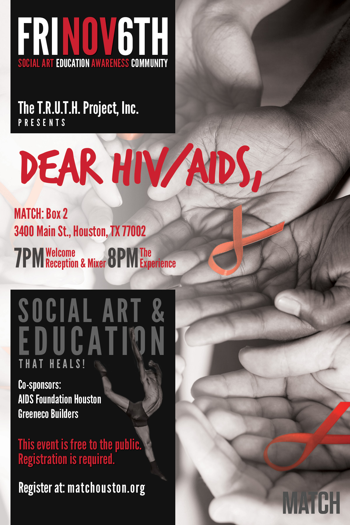 TRUTH - Dear HIV/AIDS